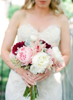 Style Me Pretty | Gallery Bouquet