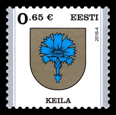 Estonia, 2016. Coat of arms, Keila
