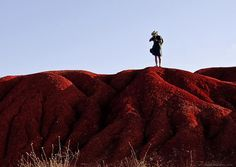 walking on Mars by lunaotrantina @ http://adoroletuefoto.it