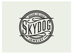 Skydog logo A by Amy Hood for Hoodzpah