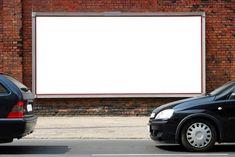 roadside blank billboards definition