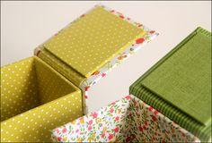 Caixas petit flores by Zoopress studio, via Flickr