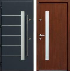 Drzwi wejściowe do domu z katalogu inox wzór 427,1-427,11+ds11