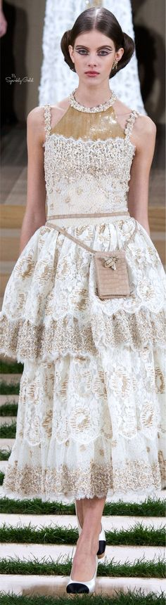 Chanel haute couture 2016SS