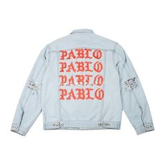 Pablo Jackets ❤ liked on Polyvore featuring outerwear, jackets, tops, coats & jackets and blue jackets