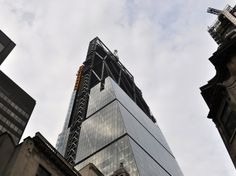 The Cheese Grater and other skycrapers nicknames in London