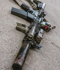 Firearms, Shotguns, Battle Rifle, Concept Weapons, Call Of Duty Black, Assault Rifle, Airsoft Guns, Guns And Ammo, Special Forces
