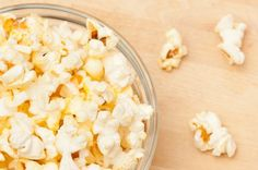 Popcorn makes a great snack, but can be a little mundane.  Chili, garlic, and cumin give this popcorn a kick!