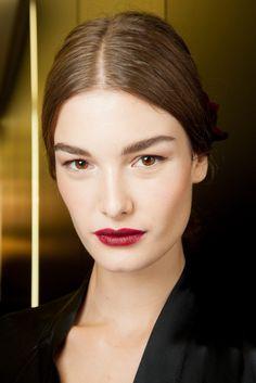 MFW/ Dolce & Gabbana SS15 #makeup