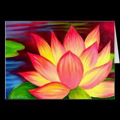 Chinese Lotus Water Lily Flower Art Greeting Cards / Note Cards. Get it here!!! http://www.zazzle.com/chinese_lotus_water_lily_flower_art_multi_card-137359035148292455