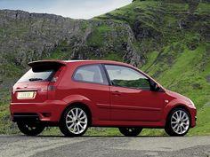 Ford Fiesta ST (2004 – 2005).