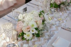 A Romantic, Timeless Champagne and Blush Wedding