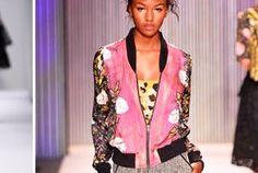 #bomberjackets #pink #trends14