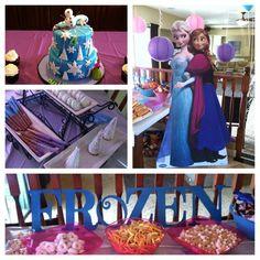 frozen birthday party | Frozen birthday party!