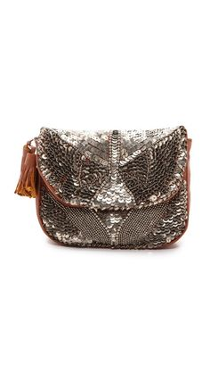 Antik Batik Darix Pouch | Would make a pretty gift.