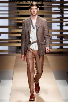 Salvatore Ferragamo - Men Fashion Spring Summer 2015 - Shows - Vogue.it
