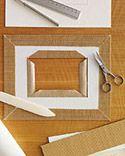 fabric mats ...... into frame