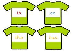 Sentence Building, Word Building, Strip Cards, Sentence Strips, Consonant Blends, Letter Formation, Cvc Words, Free Reading, Washing Baskets