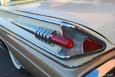 1958 Mercury Park Lane tail light