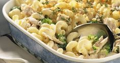Tuna Macaroni Casserole Recipe - Tuna Casserole is a casserole made with pasta and tuna, and sometimes coupled with peas and corn. Ornament on top of these dishes usually with potato chips