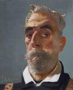 John Byrne Art: Self Portraits