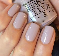 - Pink nails – OPI nails – manicure inspo – infinite shine – Nail Lacquer – OPI Lisbon – f - Light Purple Nails, Purple Nail Polish, Opi Nail Polish Colors, Neutral Nail Polish, Opi Pink, Opi Polish, Toe Nail Polish, Pale Pink Nails, Silver Nails