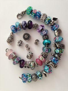 Redbalifrog , trollbeads and ohm beads