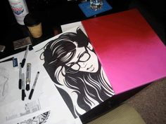 Adam Isaac Jackson - Drawings