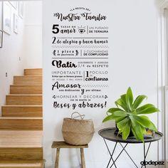 Murales cita amor 02 proverbios pared Pegatina de pared Sticker muro imagen sticker