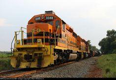 CCHT 3348   Description:    Photo Date:  8/7/2014  Location:  Blakely, GA   Author:  Allan Williams Jr.  Categories:    Locomotives:  CCHT 3348(SD40-2) HAL 3351(SD40-2)