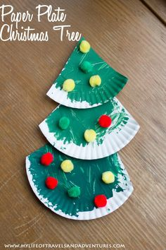 My Life of Travels and Adventures: Toddler Christmas Crafts