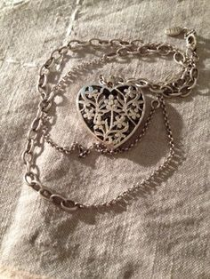 Heart of silver