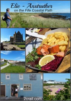Section 5 from Elie to Anstruther via St Monans - Sandcastle Cottage, Crail