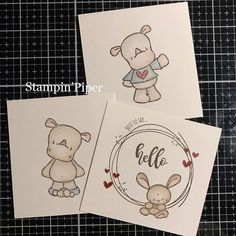 Ludwig, Lawn Fawn, Cardmaking, Layouts, Bunny, Doodles, Scrapbooking, Snoopy, Sketches