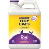 Tidy Cats Cat Litter, Clumping, Dual Power, 20-Pound Jug, Pack of 2 @ accessibleshoppingonline.com