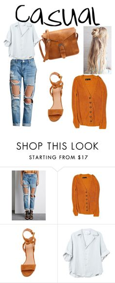 """""""Untitled #5"""" by karlagtz on Polyvore featuring Forever 21, Everly and Sigerson Morrison"""