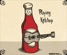 Playing Ketchup - Brainless Tales
