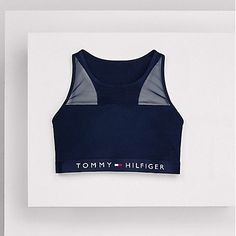 0faf9dd4880 Image for TOMMY COTTON BRALETTE from Tommy Hilfiger USA Tommy Hilfiger  Bralette
