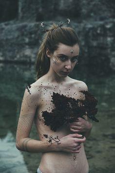 """La Faune Et La Flore"" In Collaboration With French Artist, Moon"