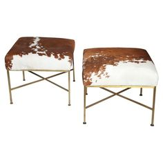 Image result for ottoman with brass