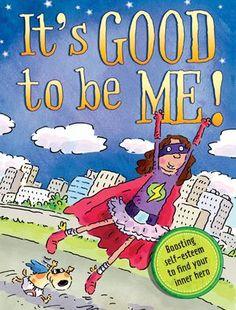 : boosting self-esteem to find your inner hero / written by Louise Spilsbury ; Superhero Books, Superhero Stories, Superhero Classroom, Classroom Themes, Superhero Party, Batman Party, Super Hero Activities, All About Me Activities, Eyfs Activities