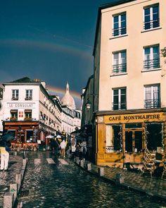 Montmartre,Paris