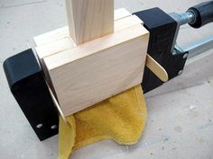 A Five-wood-scrap Mallet - by Bricofleur @ LumberJocks.com ~ woodworking community