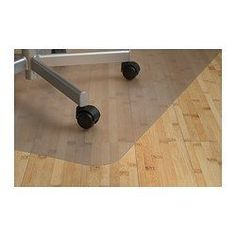 KOLON Floor protector - IKEA - $20 GOING TO NEED THIS IF I DECIDE TO GET WHEELS