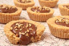 Biscotti alla Nutella senza cottura