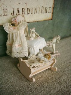 Little Princess accessories, 1:12 RESERVED for Pam