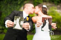pictures of their parent's wedding day! awesome idea | www.georgestreetphoto.com