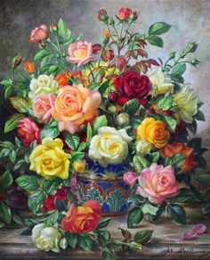 View past auction results for Albert Williams on artnet. Hybrid tea roses