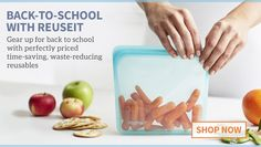 It's Back to School Time! Shop for lunch packing & back to school and work essentials.