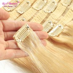 Cabelo Humano Tic Tac Malaysian Clip In Hair Extensions 613 Blonde Clip Ins Remy Human Hair Aplique Tic Tac Hair Ali Beauty //Price: $US $17.96 & FREE Shipping //   http://humanhairemporium.com/products/cabelo-humano-tic-tac-malaysian-clip-in-hair-extensions-613-blonde-clip-ins-remy-human-hair-aplique-tic-tac-hair-ali-beauty/  #hair_extensions